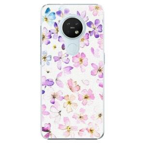 Plastové pouzdro iSaprio - Wildflowers - Nokia 7.2
