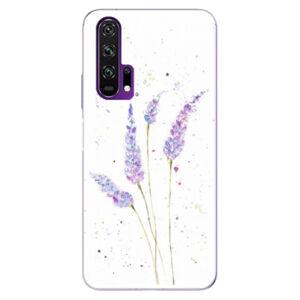 Odolné silikonové pouzdro iSaprio - Lavender - Honor 20 Pro