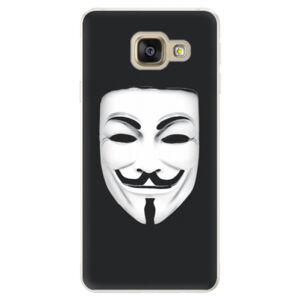 Silikonové pouzdro iSaprio - Vendeta - Samsung Galaxy A5 2016