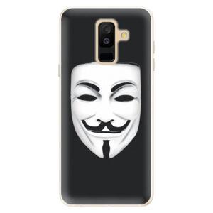 Silikonové pouzdro iSaprio - Vendeta - Samsung Galaxy A6+
