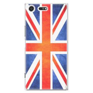 Plastové pouzdro iSaprio - UK Flag - Sony Xperia XZ Premium