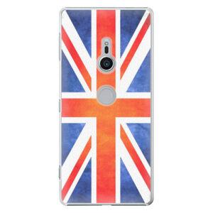 Plastové pouzdro iSaprio - UK Flag - Sony Xperia XZ2