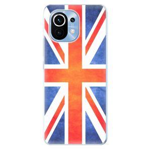 Odolné silikonové pouzdro iSaprio - UK Flag - Xiaomi Mi 11