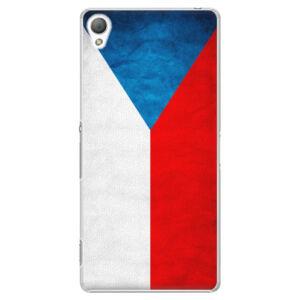 Plastové pouzdro iSaprio - Czech Flag - Sony Xperia Z3