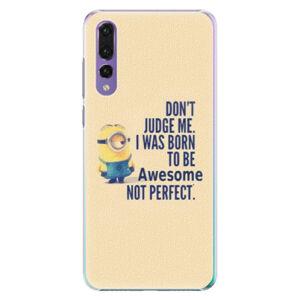 Plastové pouzdro iSaprio - Be Awesome - Huawei P20 Pro