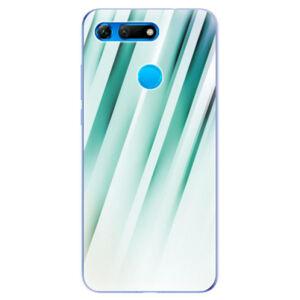 Odolné silikonové pouzdro iSaprio - Stripes of Glass - Huawei Honor View 20