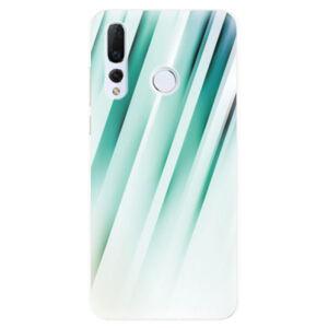 Odolné silikonové pouzdro iSaprio - Stripes of Glass - Huawei Nova 4