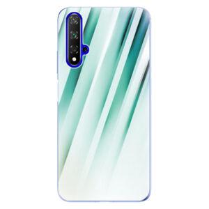 Odolné silikonové pouzdro iSaprio - Stripes of Glass - Huawei Honor 20