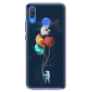 Plastové pouzdro iSaprio - Balloons 02 - Huawei Y9 2019