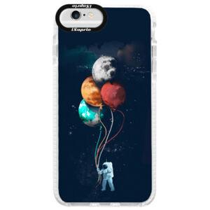 Silikonové pouzdro Bumper iSaprio - Balloons 02 - iPhone 6/6S