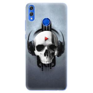 Silikonové pouzdro iSaprio - Skeleton M - Huawei Honor 8X