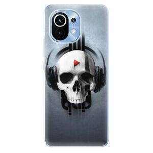 Odolné silikonové pouzdro iSaprio - Skeleton M - Xiaomi Mi 11