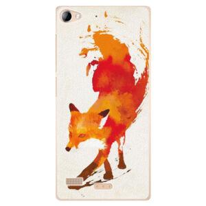 Plastové pouzdro iSaprio - Fast Fox - Sony Xperia Z2