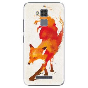 Plastové pouzdro iSaprio - Fast Fox - Asus ZenFone 3 Max ZC520TL