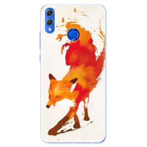 Silikonové pouzdro iSaprio - Fast Fox - Huawei Honor 8X