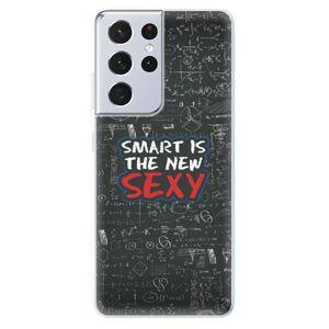 Odolné silikonové pouzdro iSaprio - Smart and Sexy - Samsung Galaxy S21 Ultra
