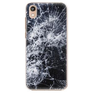 Plastové pouzdro iSaprio - Cracked - Huawei Honor 8S