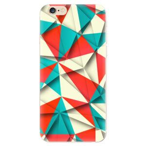Odolné silikonové pouzdro iSaprio - Origami Triangles - iPhone 6/6S