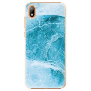 Plastové pouzdro iSaprio - Blue Marble - Huawei Y5 2019