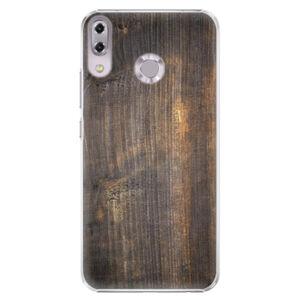 Plastové pouzdro iSaprio - Old Wood - Asus ZenFone 5 ZE620KL