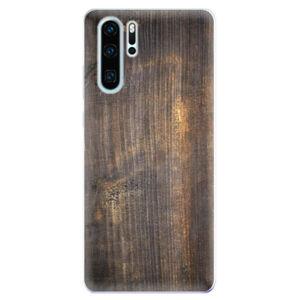 Odolné silikonové pouzdro iSaprio - Old Wood - Huawei P30 Pro