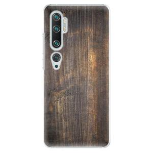 Plastové pouzdro iSaprio - Old Wood - Xiaomi Mi Note 10 / Note 10 Pro
