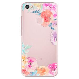 Plastové pouzdro iSaprio - Flower Brush - Xiaomi Redmi Note 5A / 5A Prime