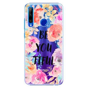 Plastové pouzdro iSaprio - BeYouTiful - Huawei Honor 20 Lite