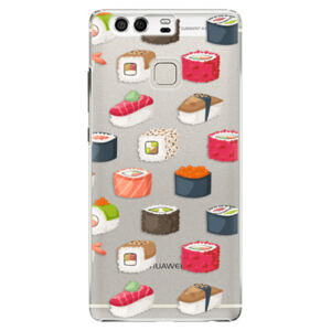 Plastové pouzdro iSaprio - Sushi Pattern - Huawei P9