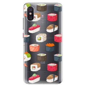 Plastové pouzdro iSaprio - Sushi Pattern - Xiaomi Mi 8 Pro