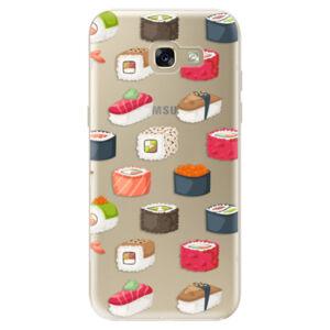 Odolné silikonové pouzdro iSaprio - Sushi Pattern - Samsung Galaxy A5 2017