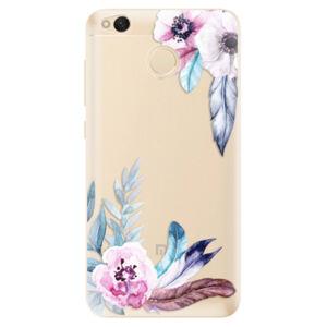 Odolné silikonové pouzdro iSaprio - Flower Pattern 04 - Xiaomi Redmi 4X