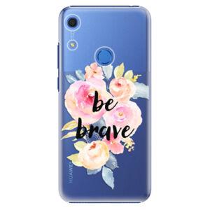 Plastové pouzdro iSaprio - Be Brave - Huawei Y6s
