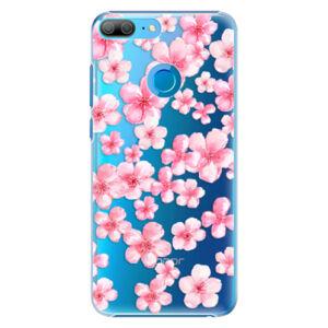 Plastové pouzdro iSaprio - Flower Pattern 05 - Huawei Honor 9 Lite