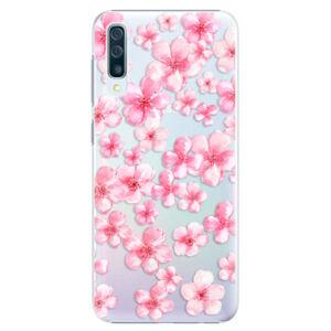 Plastové pouzdro iSaprio - Flower Pattern 05 - Samsung Galaxy A50