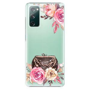 Plastové pouzdro iSaprio - Handbag 01 - Samsung Galaxy S20 FE