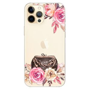 Odolné silikonové pouzdro iSaprio - Handbag 01 - iPhone 12 Pro Max