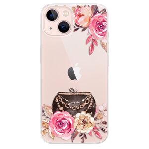 Odolné silikonové pouzdro iSaprio - Handbag 01 - iPhone 13