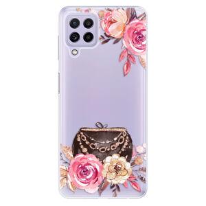 Odolné silikonové pouzdro iSaprio - Handbag 01 - Samsung Galaxy A22