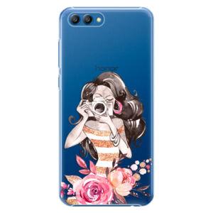 Plastové pouzdro iSaprio - Charming - Huawei Honor View 10