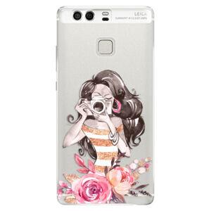 Silikonové pouzdro iSaprio - Charming - Huawei P9