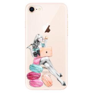 Odolné silikonové pouzdro iSaprio - Girl Boss - iPhone 8