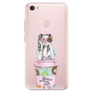 Plastové pouzdro iSaprio - Donut Worry - Xiaomi Redmi Note 5A / 5A Prime