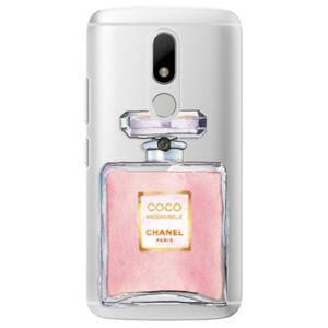 Plastové pouzdro iSaprio - Chanel Rose - Lenovo Moto M