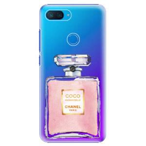 Plastové pouzdro iSaprio - Chanel Rose - Xiaomi Mi 8 Lite