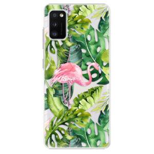 Plastové pouzdro iSaprio - Jungle 02 - Samsung Galaxy A41