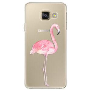 Plastové pouzdro iSaprio - Flamingo 01 - Samsung Galaxy A5 2016
