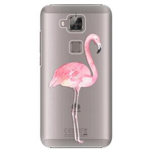 Plastové pouzdro iSaprio - Flamingo 01 - Huawei Ascend G8