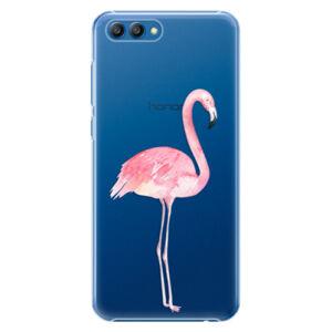 Plastové pouzdro iSaprio - Flamingo 01 - Huawei Honor View 10