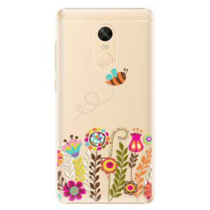 Plastové pouzdro iSaprio - Bee 01 - Xiaomi Redmi Note 4X